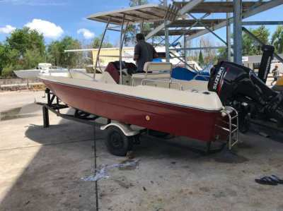 New Boat never launched