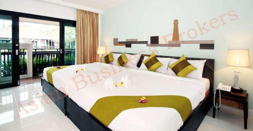 3905001 Exquisite Khao Lak 90-Room Freehold Resort