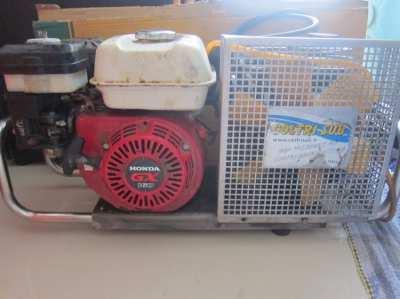 Coltri Portable Compressor MCH6/SH + extras - REDUCED!