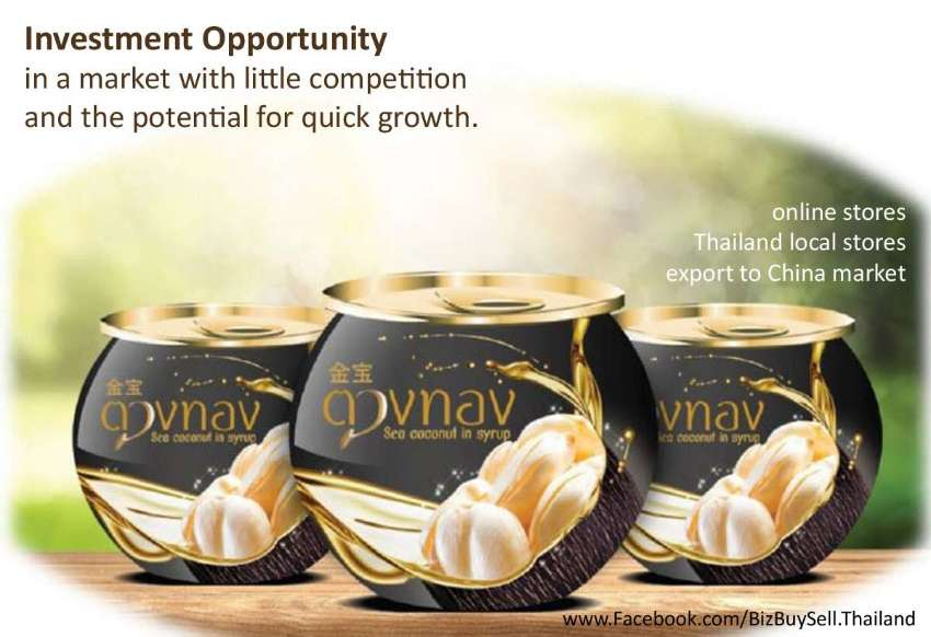 Investment Opportunity Local Business and Export to China