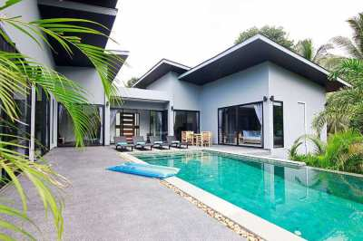 Furnished Villa for sale koh phangan maduawan