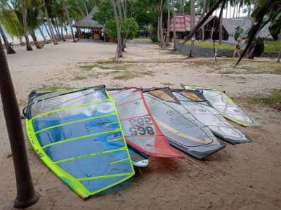 windsurf with sail/mast/boom for sale