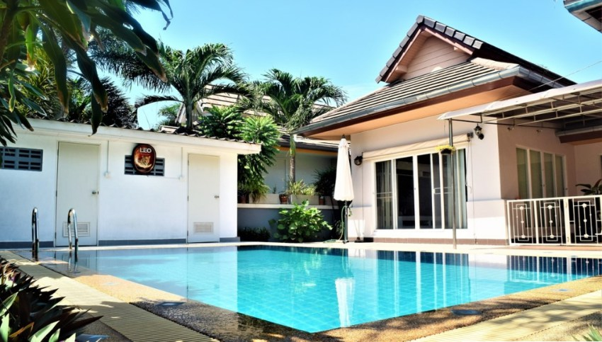 2 beds on Chaiyaphruek 2 (Pattaya)