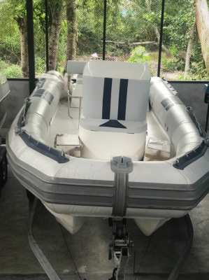 6.3m Stingray Predator CAT RIB