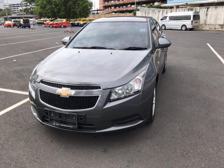 Chevrolet Cruze 2013 For Rent Only 366 Baht / Day