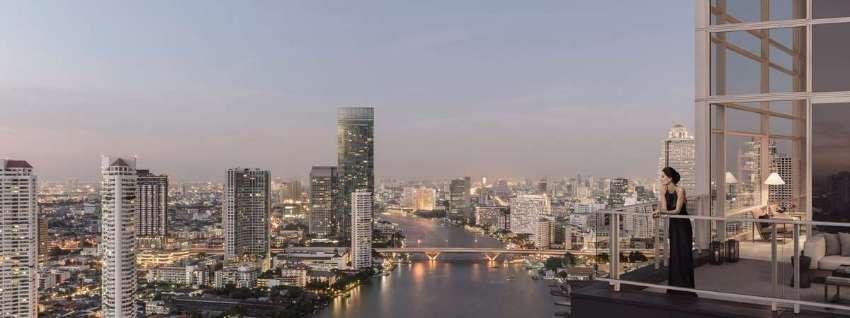 Four Seasons Private Residences Riverside Penthouse in Bangkok