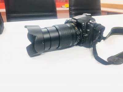 D90  NIKON Mostly not used even 3 times
