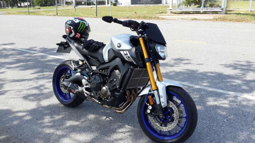 Yamaha MT09 / FZ09  Excellent Condition  Never Dropped Low KMs