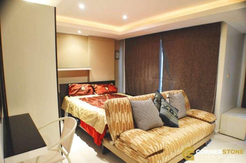 #1206 Beautiful Studio Condo For Rent in Pattaya City