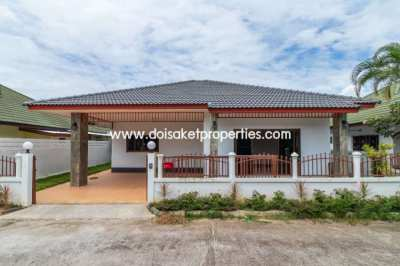 (HS275-02) Lovely Newly Built Home for Sale in a Nice Neighborhood in