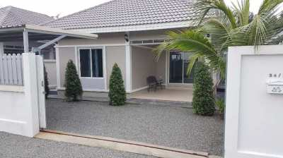 Near new 2 bedroom house for rent.