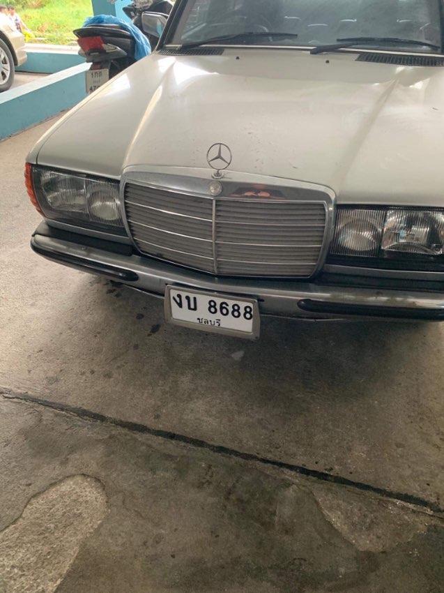 Classic Mercedes 1984