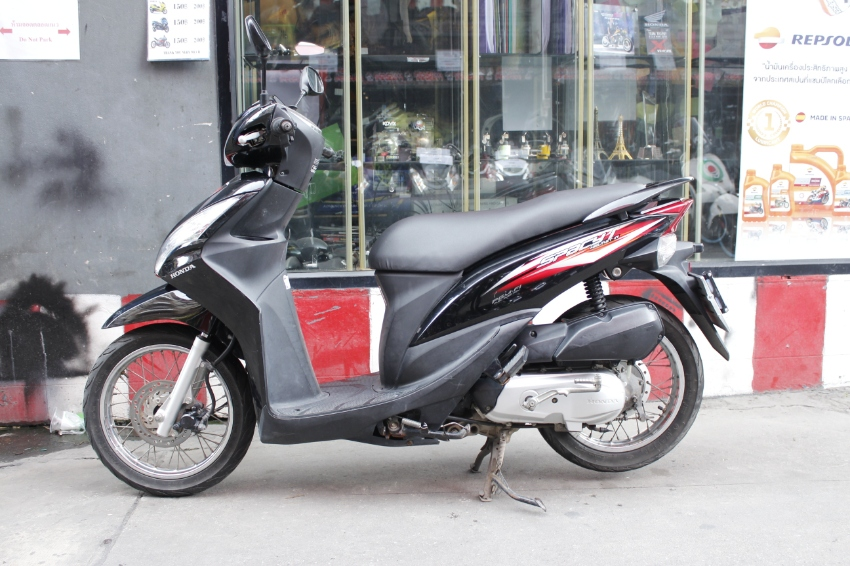 Honda spacy i 110 cc