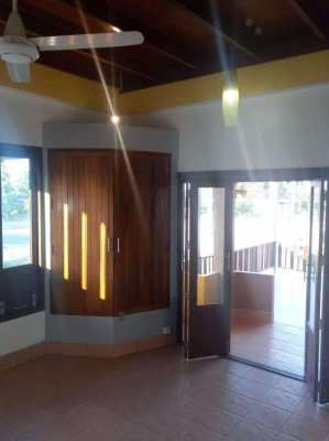 Superb Modern Town House, Khanom Beach Road, renovation completed.