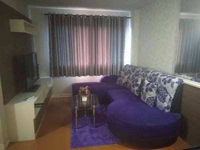 LPN Bodindecha Ramkamhang 1Bed 35sqm TowerA1 Floor8 Large room Big Sof