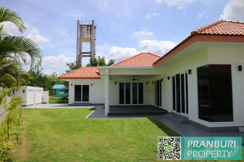New 3 bed villa for sale with pool as optional extra near Khao Tao