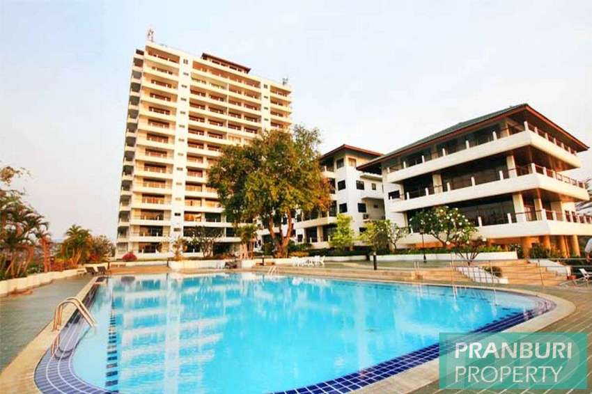 Beautiful 4 bedroom beach front condo for sale in Cha Am *REDUCED