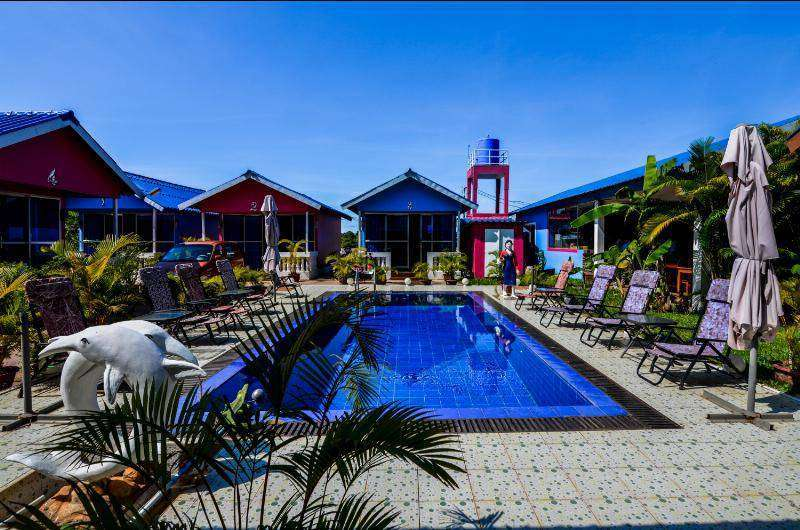 Well running Resort in Cambodia for rent