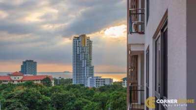 #1216 Cheap Sea Views Condo For Sale 1 Bedroom @ City Garden Pratumnak