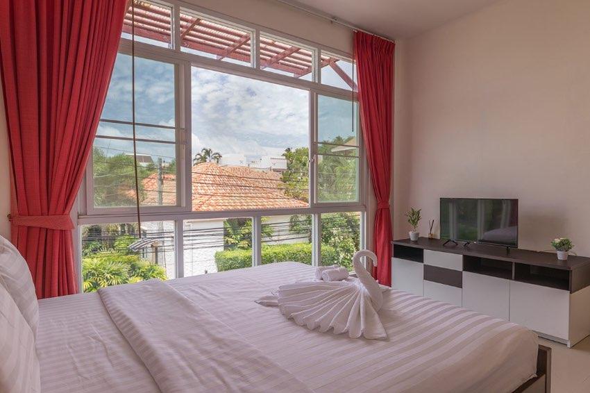 3 bedroom private pool villa