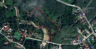 Land in Khao Lak for Sale