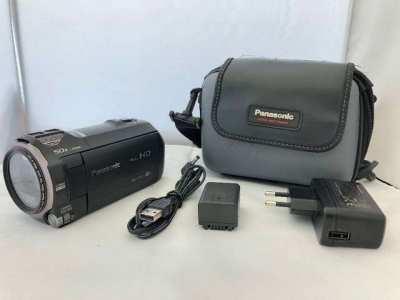 Panasonic Full HD Video Camera Camcorder HC-V770K