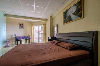 Studio for sale @ Jomtien Beach Condominium
