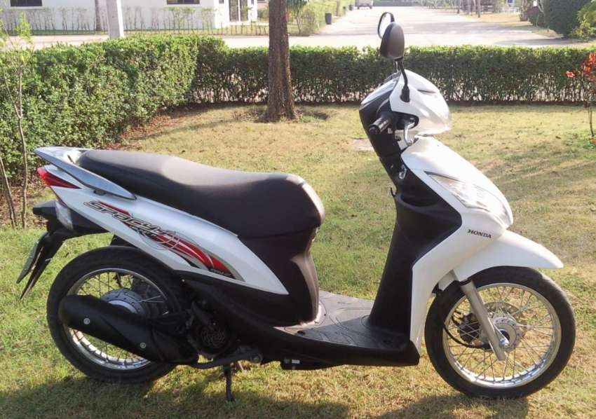 RENT Honda Spacy only 1500 BHT per Month