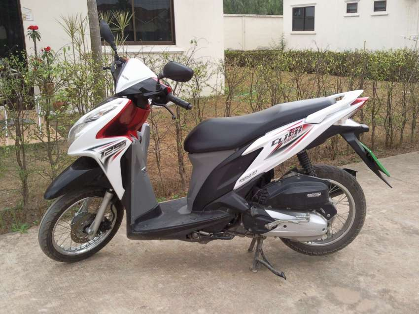 RENT Honda Click 125 only 1500 THB per Month