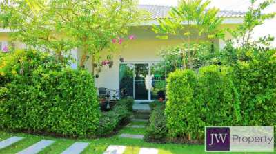 2 bedroom townhouse corner unit with huge swimming pool