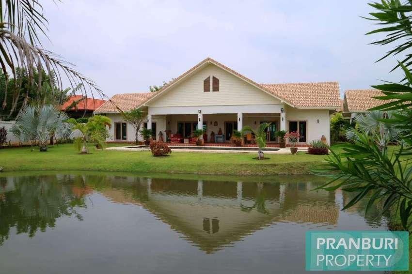 *REDUCED* Ready to move in large unique pool villa Pranburi
