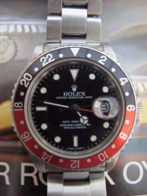 Rolex 16760 GMT Master II 'Fat Lady' 1986