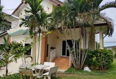 HS1521 East Pattaya House , 125 Sq.w for sale