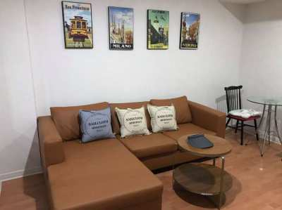 LPN Ville Cultural Center 1Bed 35sqm TowerB2 Floor6 Private Washer 2ac