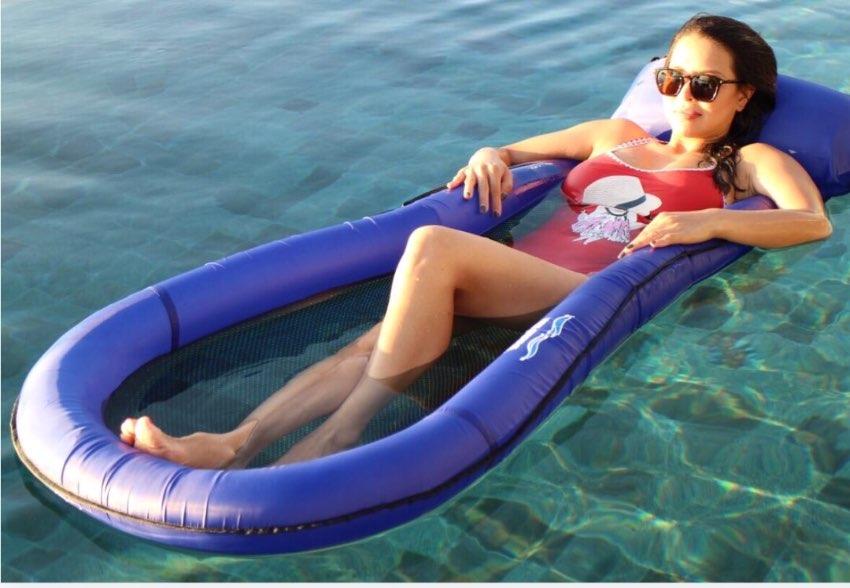 floating Mattress Portable