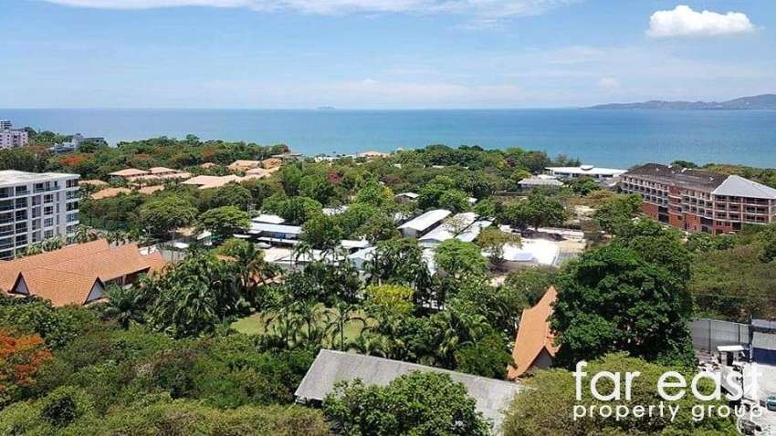 Cosy Beach View - Spacious 96sqm. One Bedroom