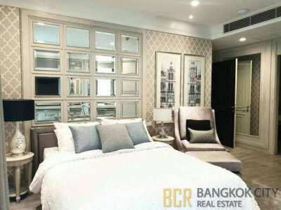 The Park Chidlom Luxury Condo Very Spacious 3 Bedroom Flat for Rent