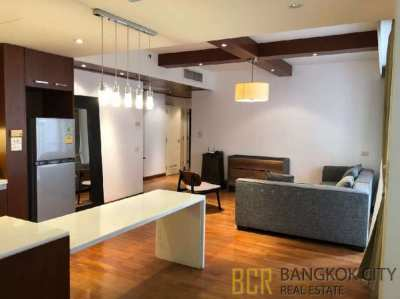 Langsuan Ville Luxury Condo Spacious 1 Bedroom Unit for Rent - HOT