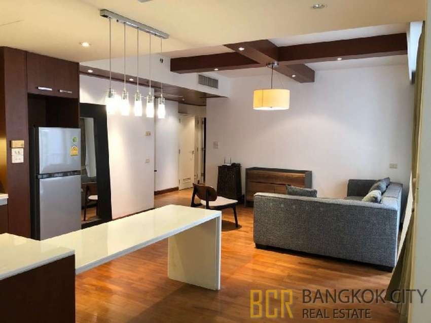Langsuan Ville Luxury Condo Spacious 1 Bedroom Unit for Rent - HOT