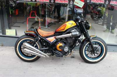 HONDA REBEL 500 cc