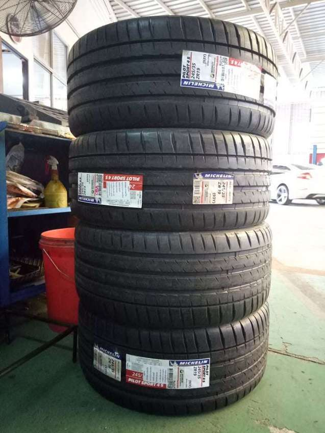 Runflat Tires are available at Autoboy Na Jomtien