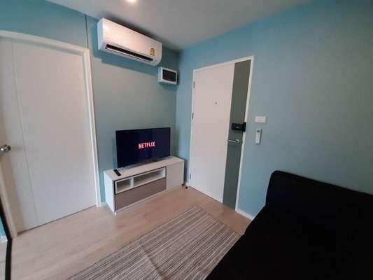 (เช่า) FOR RENT I CONDO LADKRABANG / 1 bedroom / 25 Sqm.**8,500**