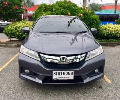 Honda City SV 1.5 2015