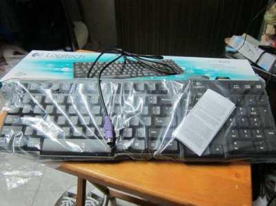 New keyboard logitech *ps2* mk100