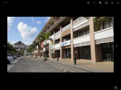 Shop House 4 floors. 202 sqm. Perfect Office/Home opportunity