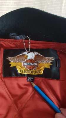 Original HD Satin Jacket