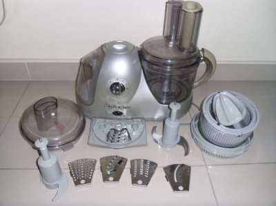 Breville FP3 by Anthony Worrell Thompson Food Processor & Juicer