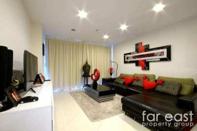 Wongamat 3 Bedroom with Direct Beach Access