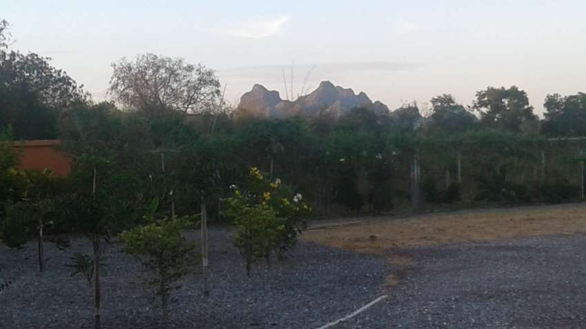 2 Rai Land Pranburi