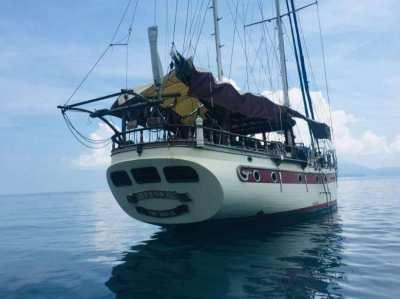 FORMOSA 51 Ocean cruiser in a Classic Design